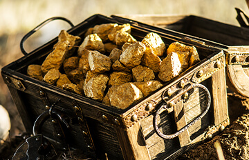 The best indices for gold mining ETFs